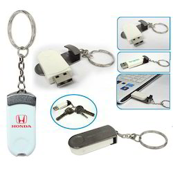 Swivel Pendrive with Keyring
