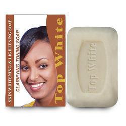 TOP WHITE and Top White Skin Whitening Soap