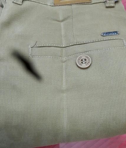 Tan 28 Trousers