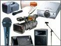 Visual Equipments Rental