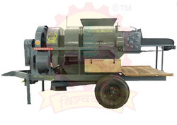Upper Feeding Cutter Thresher (Double Fane)