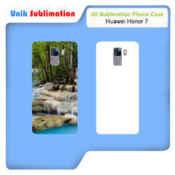 3D Sublimation Mobile Cover For Huawei Honor 7