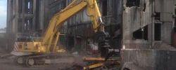 Plant Demolition Services