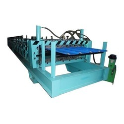 Pyramid Roofing Sheet Making Machine