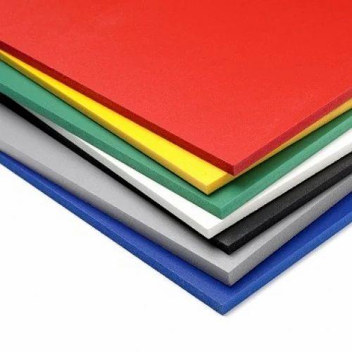 Coloured Pvc Foam Board At Rs 400 Piece Royapettah