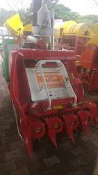 Mini Combined Harvester, Grain Tank Capacity: 2 Hrs/Acer, Model Number/Name: 4lbz110