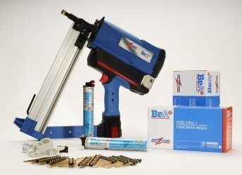 Cordless Concrete Nailer, Warranty: 1 Year