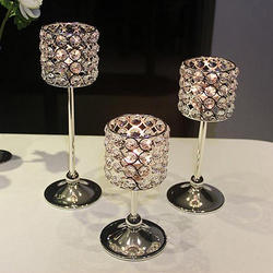 Crystal Votives Holders