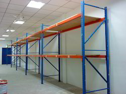 2 Layer Warehouse Racks