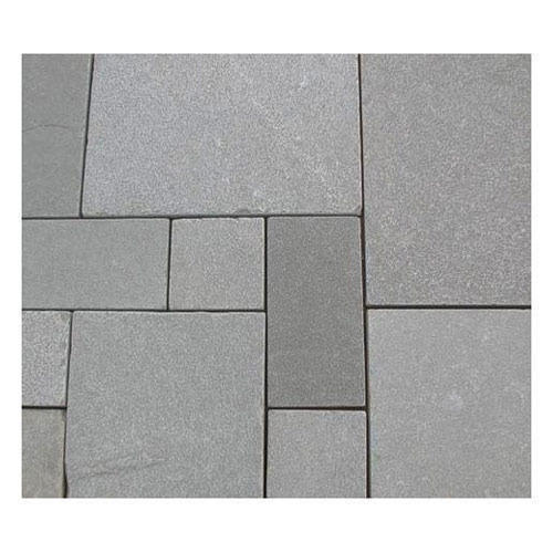 Tumbled Blue Limestone for Flooring and Wall Tile