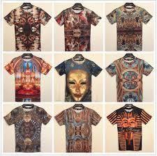 Digital Printing Service for T-Shirt Fabrics