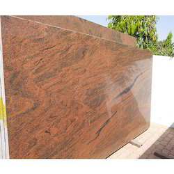 Raw Brown Granite Stone