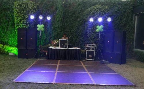 Small DJ Setup In Kanpur Sharda Nagar By Dream Design Events