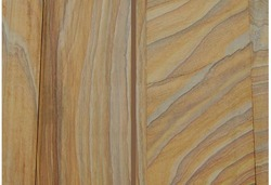 Sawn Finish Rainbow Sandstone