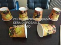 Juice Glass Disposable