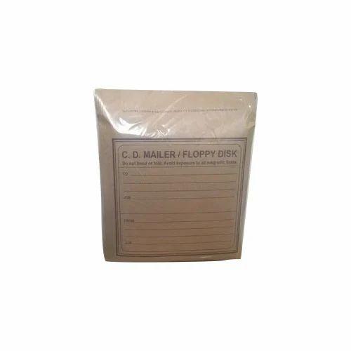 Bevorzugt CD Mailer Envelope at Rs 3 /piece | Compact Disc Envelope NJ97