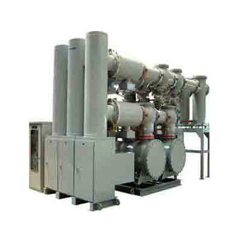 Turnkey Projects Design - 220/132kV Gas Insulated