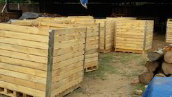 Wooden Crate/ Potato Bins
