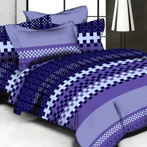 Printed Bed Sheet Cover
