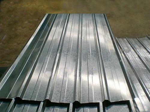 Aluminium Roofing Sheet Aluminum Corrugated Sheets Aluminum Roofing Aluminium Roofing Sheet Aluminium Roofing Aluminium Corrugated Sheets In Kovai To Sathy Main Road Coimbatore Krishna Iron Steel Company Id 11129732512