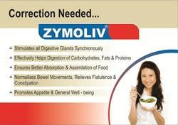 Herbal Enzyme Capsules - Zymoliv Capsules