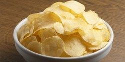 Packed Potato Chips