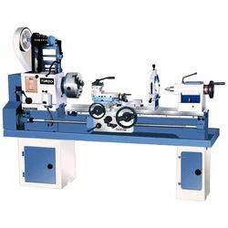 Upper Counter Medium Duty Lathe Machine, 1.2, Pedestal