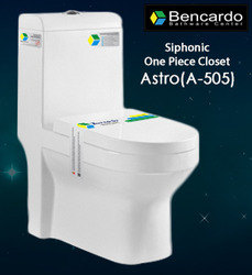 Sanitary Wares - Siphonic One Piece Closet - Admire- A- 503 ...