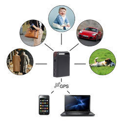 GPS GSM GPRS Spy Vehicle Tracker