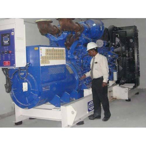 Industrial Generator Installation Services in New Industrial