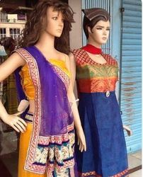 Saree And Salwar Suit