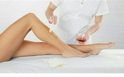 Full Body Waxing For Ladies