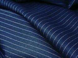 Striped Suiting Fabric