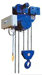 Indef Heavy Duty Chain Electric Hoist