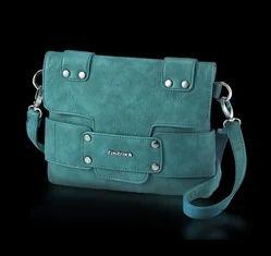Fastrack Women Sling Bag Blue