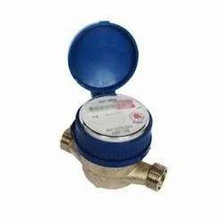 Single Jet Dry Dial Water Meter