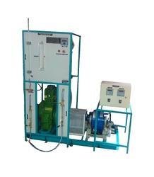 SCFS Diesel Engine Test Rig with Eddy Current Dynamometer