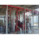 Industrial Fire Fighting Pump System