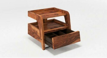 Wall Mounted Side Table Teakwood Furniture