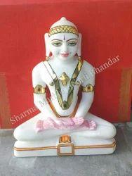 Mahaveer Swami Marble Moorti
