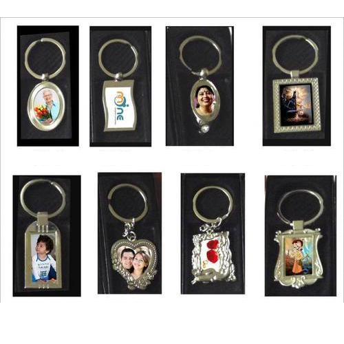 Relatively Steel Sublimation Metal Key Chains, Size: 2x2inch, Rs 85 /piece  VR69