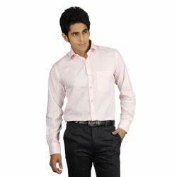 Men's Cotton Shirts, Size: 38-44