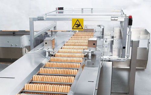 Biscuit Packaging Machines - Biscuit Wrapping Machine