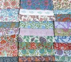Handblock Printed Fabric