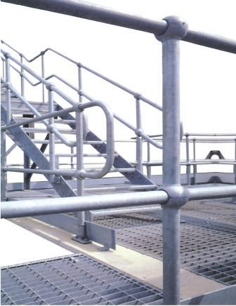 Ball Type Metal Railing