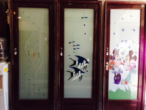Bathroom Plastic Doors New Delhi Delhi passion (bathroom door), bathroom doors - ms safety doors llp, new