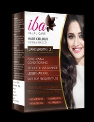 Muskan My Store - Iba Halal Hair Color Black And Brown