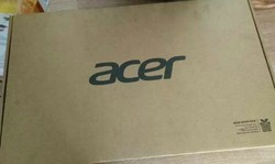 New Acer Laptop, Memory Size: 2gb Ram Ddr3