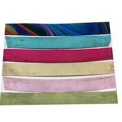 Coloured Cotton Tapes