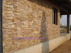 Portico Wall Cladding Stones